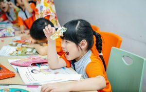 IGCSE Primary school student